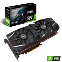 Placa Gráfica Asus GeForce RTX 2080 Ti Dual 11GB