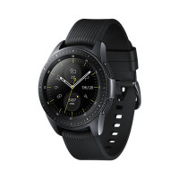 Smartwatch Samsung Galaxy Watch 42mm R810 Preto