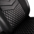 Cadeira Gaming Noblechairs ICON Real Leather Preta